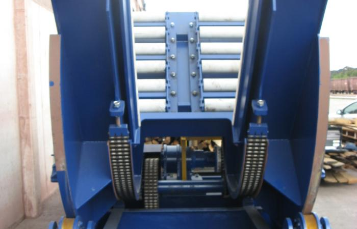 Stroj za okretanje tijekom rotacije
